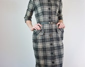1940s Dress / 40s Dress