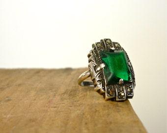 Edwardian Ring • Antique 1910s Ring