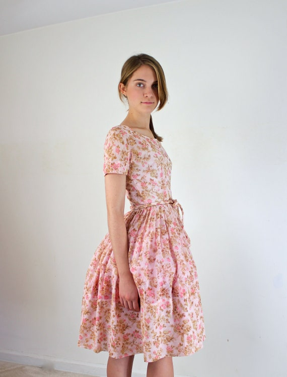1950s Dress - 50s Dress - Bombshell Dress