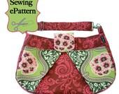 Sew Spoiled Ladybug Diaper Bag Epattern