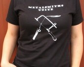 Metalsmiths Unite Adult Tshirt