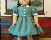 1940's Spring Dress