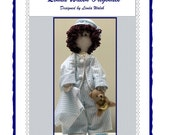 Baby Nicky Baby Shower Doll E-Pattern