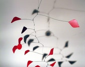 lil red - hanging art mobile