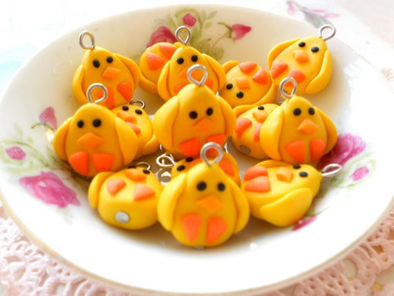 4 pcs Sweetest Animal Collection - Ducklings