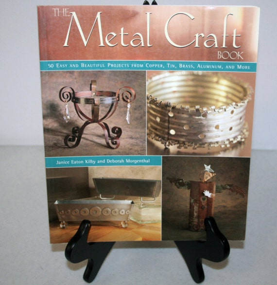 Book Metal Craft