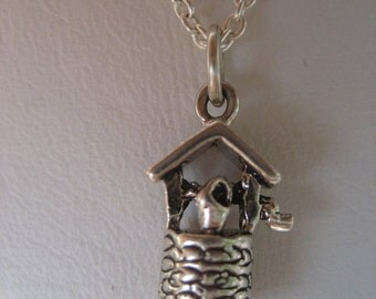Wishing For The One I Love Sterling Silver Charm