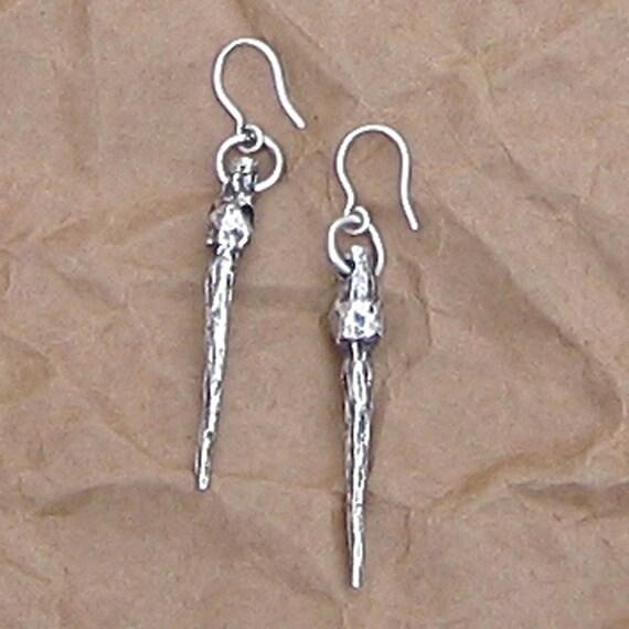 twig earrings