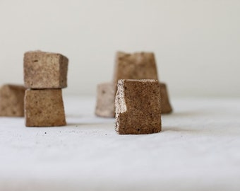 Espresso Coffee Marshmallows, dusted with cocoa, 1 dozen