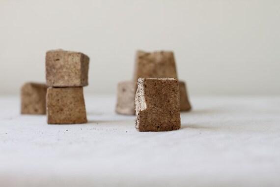 Espresso Coffee Marshmallows, dusted with cocoa, 1 dozen