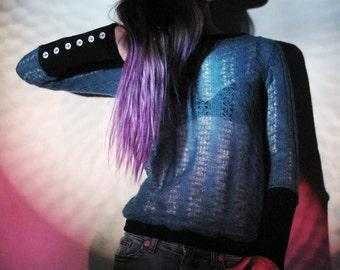 SALE Neptune mohair sweater