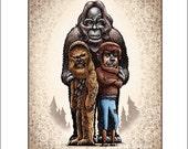 The Hairy Trinity
