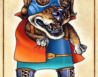 El Perro Loco (Mad Dog)