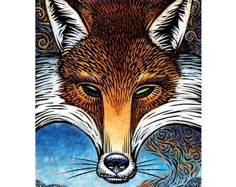 Trickster Fox
