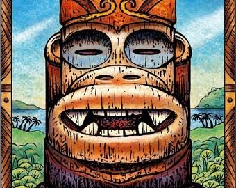 Monkey King Tiki