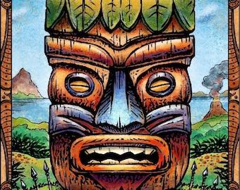 Big Kahuna Tiki