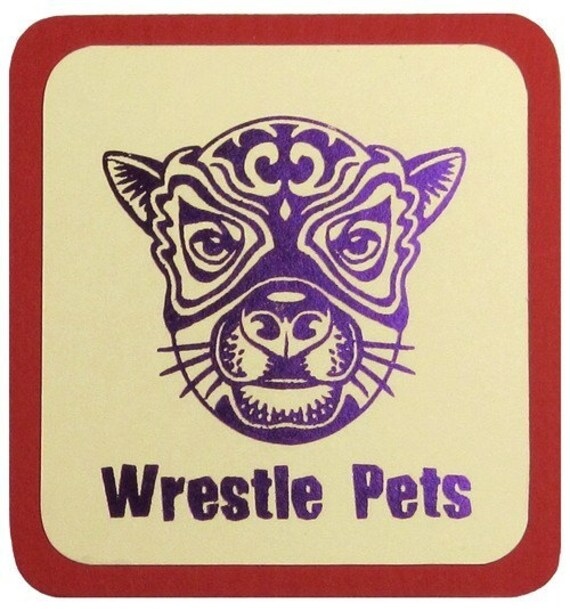 WrestlePets Signed Limited Edition Book