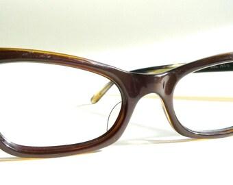 vintage Ray Ban frames vintage  B & L frames 1950s  cat eye  double stars