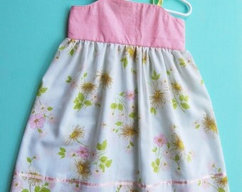 Pillowcase dress 18-24M