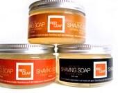 Shaving Soap Mens Shave Soap Vegan Shaving Soap