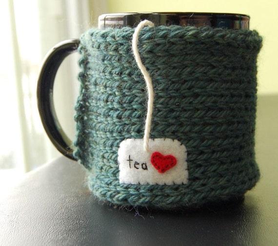 Reserved for bickerswearsknickers - 4 Custom Mug Cozies