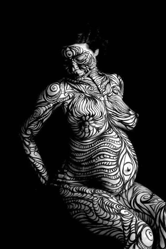 "Goddess 8""x10"" Giclee print Creator"