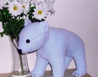 1936 Bear Cub Knitting Pattern