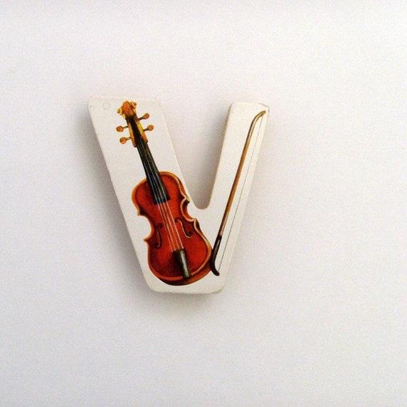 V Is For Violin Letter V is for Violin...
