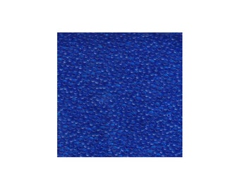 Miyuki Seed Beads 8/0 Transparent Sapphire Blue 8-150 22g Tube, Glass Seed Beads Size 8