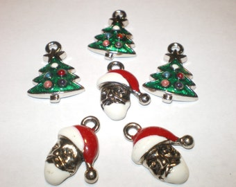 CHRISTMAS HOLIDAY Jewelry CHARMS