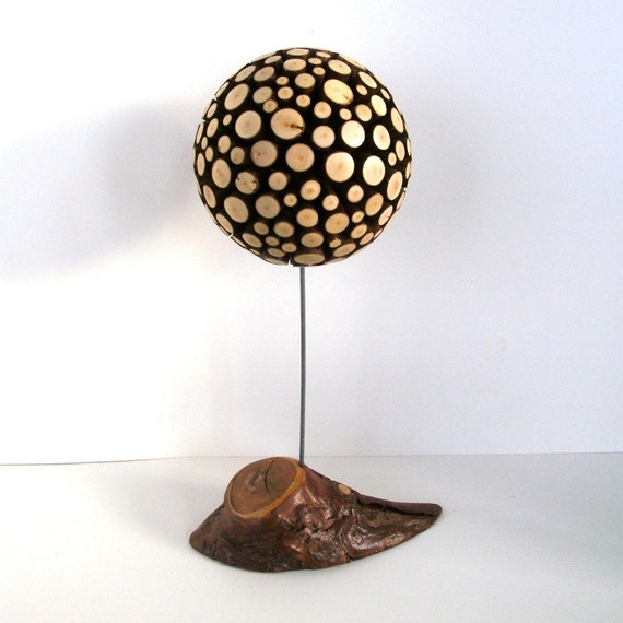 Small Willow Moon with Willow Stand