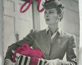 Crochet Your Gifts  Vintage Pattern Book Circa 1944