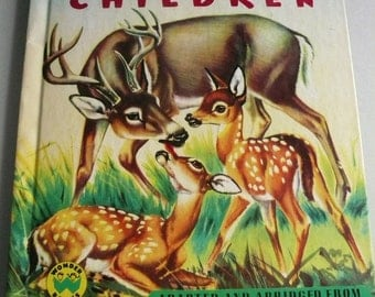 Bambis Children adapted by Wonder Books 1951