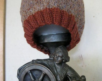 Donegal Tweed Matching Hat