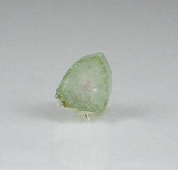 watermelon tourmaline gemstone reiki by