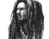 Bob Marley Archival Print
