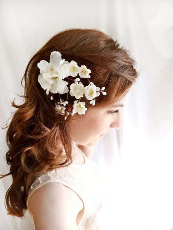 wedding hair flower clips unavailable listing on etsy 9686
