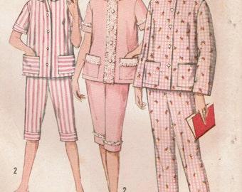 1960s Boys Pajamas Etsy