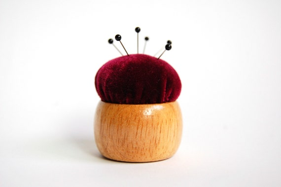 Pincushion Woody From Nadelwerk On Etsy Studio