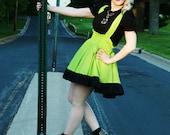 Gothic Lolita Dress Punk Rock Jumper Cyberpunk Jumper -Custom to Order Choose your color