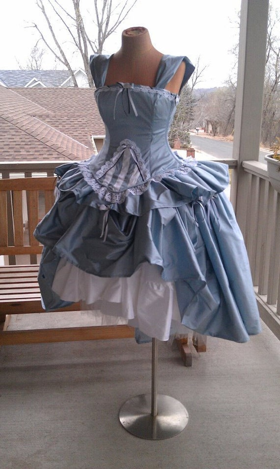 alice in wonderland wedding dress items similar to in wedding gown corset 1257