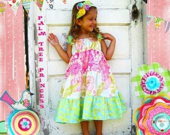 Easter Dress - Toddler Dress - Spring Dress - Summer Dress