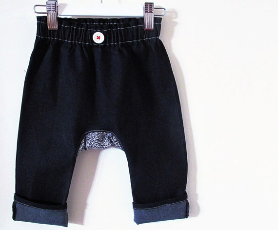 Denim skinny jeans - kids pants