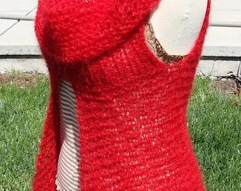 PDF pattern.  Swallowtail Vest.