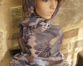 Attractive Long Fashionable Neck Scarf