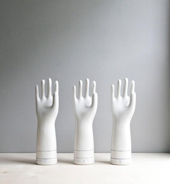 industrial porcelain glove mold