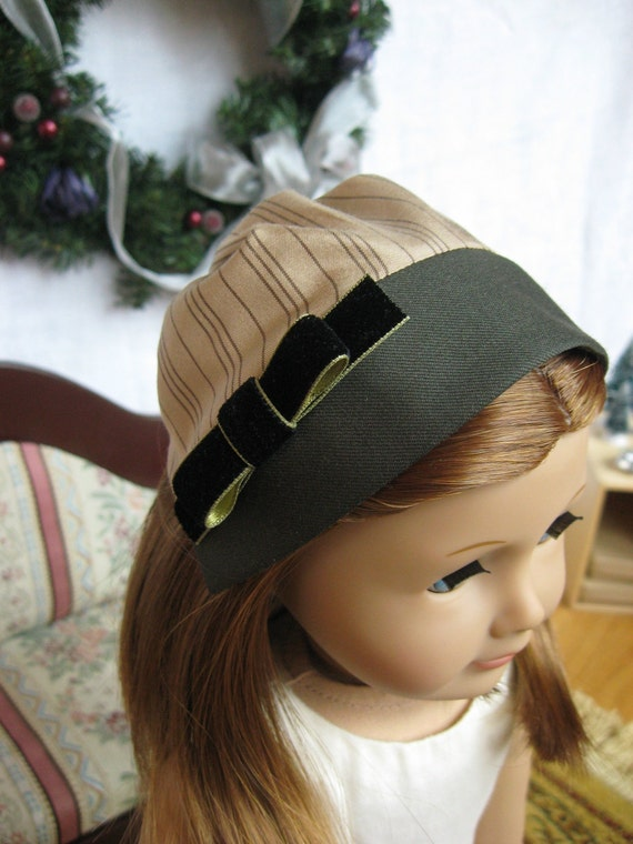 the Jane -- an attractive winter cap from Melody Valerie Couture
