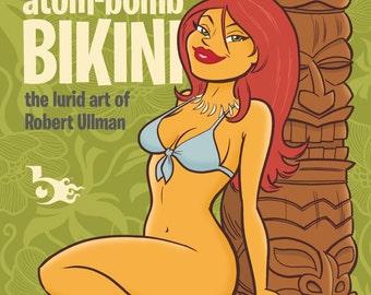 Atom-Bomb Bikini Hardcover Artbook