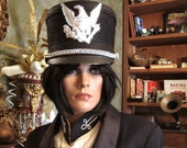 Steampunk Military Hat