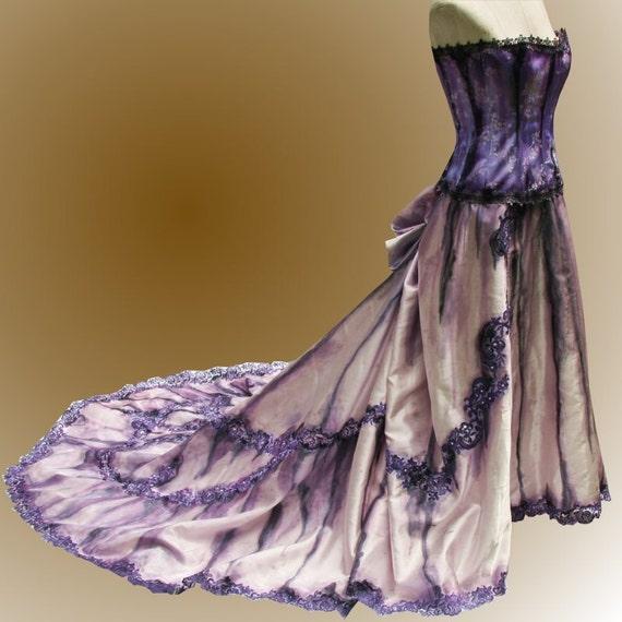 French Quarter Voodoo Queen Gown SALE